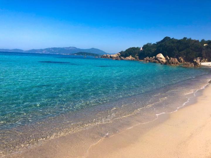 CORSE : Les plus belles plages dePorticcio